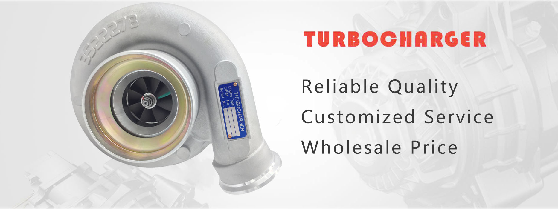 turbo manufacturer supplier wholesale price